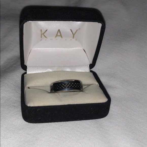 Accessories Kay Jewelers Tungsten Mens Ring Poshmark